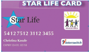 starlife card